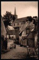 63-Latour-d'Auvergne, Rue De La Pavade - France