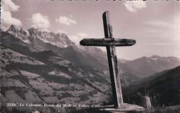 Vallée D'Illiez, Croix De Bois (2238) - VS Valais