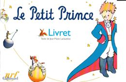 Le Petit Prince Livret Du Logiciel Et Cd Gallimard/NRF Edition 1997 - Jeux électroniques