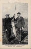 CPA Pêche à La Ligne Non Circulé Publicité Fil Diamant - Pesca