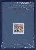 Briefmarken JAHRBUCH Bundesrepublik Deutschland 2015 Komplett  - [7] Repubblica Federale