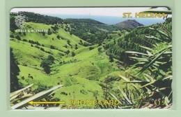 St Helena - 1998 Views - £15 Sandy Bay - STH-29 - VFU - St. Helena Island