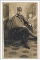 SOTTOTENETE POSA PER LA FOTO 1917 VIAGGIATA  FP - Guerra 1914-18