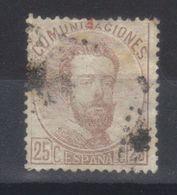 ESPAGNE     N° 123    (1872) - Oblitérés