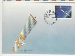 Cover FDC * Portugal * 1991 * Lisboa * Europa CEPT - FDC