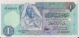 LIBYA=N/D   1  DINAR     P-54    UNC - Libya