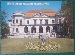 ZEMPLINSKE MUZEUM MICHALOVCE SLOVAKIA Slovensko - Slowakei