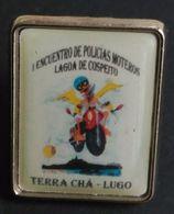 PRIMER ENCUENTRO DE POLICÍAS MOTEROS LAGOA DE COSPEITO (LUGO) FIRST ENCOUNTER OF LAGOA DE COSPEITO MOTORCYCLE POLICE - Motorbikes