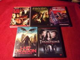 LOT DE 5 DVD   POUR 10 EUROS ( Lot 256 ) - DVDs