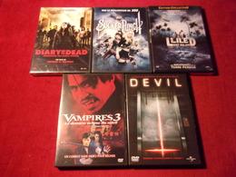 LOT DE 5 DVD   POUR 10 EUROS ( Lot 301 ) - DVDs