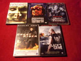 LOT DE 5 DVD   POUR 10 EUROS ( Lot 314 ) - DVD