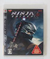 PS3 Japanese : Ninja Gaiden Sigma 2 BLJM-60168 - Sony PlayStation