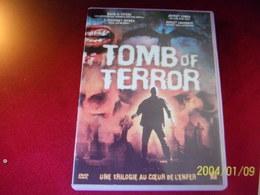 TOMBO TERROR - Horror