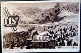 POLOGNE POLAND ZACOPANE  TALKY NA HALI GASIENICOWEI ZACOPANE 1939 CHAMPIONNATS DE SKI - Pologne