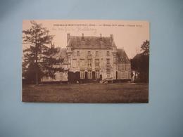 FRESNEAUX - MONTCHEVREUIL  -  60  -  Le Château  -  Facade Nord  -  Oise - Other Municipalities
