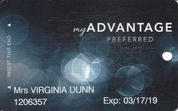 AVI Resort & Casino Laughlin, NV -Slot Card - Casino Cards