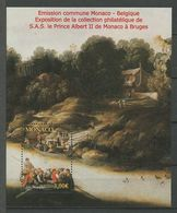 MONACO 2012 N° F2833 ** ( 2833 ) Neuf MNH Superbe Collection Tableaux SAS Prince Albert II Bruges Brueghel Peintures - Neufs