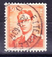 BELGIQUE COB 1074PH OBL ETTERBEEK . (7B209) - 1953-1972 Glasses