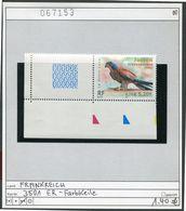 France - Frankreich - Francia - Michel 3501 - ** Neuf Mnh Postfris - Falke - Faucon Créceereliette - Swallows