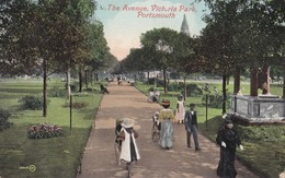 PORTSMOUTH                 The Avenue Victoria Park - Portsmouth