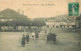 64 MONEIN. Ecoliers Place Du Marcadieu - France