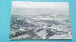 43CARTE DU PUY EN VELAYN° DE CASIER 123DETAIL RECTO VERSO DE LA CARTE AVEC LES 2   PHOTOS - Le Puy En Velay