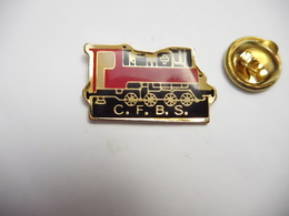 Beau Pin's , Transport Train , CFBS , Chemin De Fer De La Baie De Somme , Le Crotoy - Transport Und Verkehr