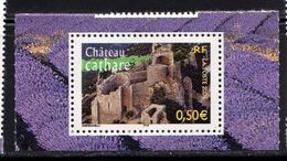 France 2004 .Timbre.Issu Du Feuillet N°4 La France à Voir.N° Y&T 3710.Chateau Cathare** - Neufs