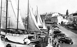 En 1955 - Saint-Tropez