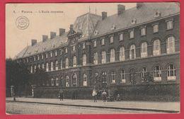 Fleurus - L'Ecole Moyenne - 1913 ( Voir Verso ) - Fleurus