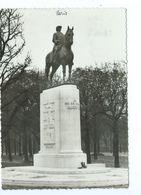Paris Monument Du Roi Des Belges Albert Ier - Statue