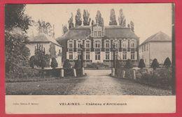 Velaines - Château D'Archimont - 1910 ( Voir Verso ) - Celles