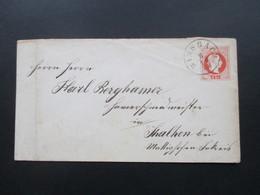 Österreich Ganzsache 1882 Ganzsachen Umschlag Stempel K1 Wimsbach / Lambach - 1850-1918 Imperium