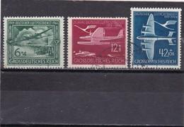 Deutsches Reich, Nr. 866/68, Gest.  (T 4583) - Deutschland
