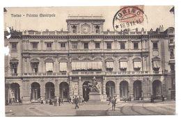 Torino , Turin , Palazzo Municipale - Italy