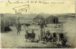 TAMATAVE. 1924. Forgerons Mahavavy - Madagascar