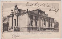 AK - KRAKAU - Künstlerhaus 1902 - Polen