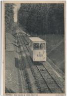 AK - POLEN - KRYNICA-ZDROJ - Standseilbahn In Fahrt 1947 - Polen
