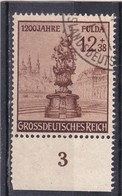 Deutsches Reich, Nr. 886, Gest.  (T 4591) - Deutschland