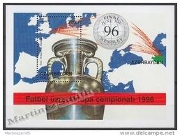 Azerbaidjan - Azerbaijan - Azerbaycan 1996 Yvert BF 27, Football EuroCup England - MNH - Azerbaïjan