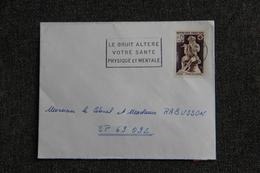 Lettre De DIJON Vers SP 69092 ( N°1540) - France