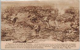 Waterloo  Panorama De La Bataille De Waterloo - Waterloo