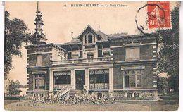62  HENIN  LIETARD  LE  PETIT   CHATEAU   BE  AA112 - Henin-Beaumont
