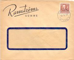 Enveloppe Kuvert - Pub Reklam Ramströms Sunne -  Sverige Suède Zweden 1939 - Suède