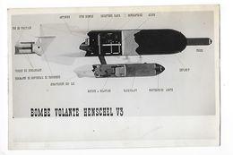 BOMBE VOLANTE HENSCHEL V3  -  - L 1 - Ausrüstung