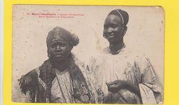 MAROC CASABLANCA Jeunes Sénégalaises Race BAMBARA Et TOUCOULEUR - Casablanca