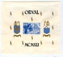 Blok 11 Orval Getand Monks Abbey 1941 - Blocs 1924-1960