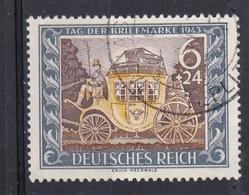 Deutsches Reich, Nr. 828, Gest.  (T 4604) - Deutschland