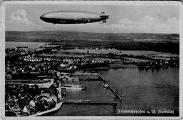 FREIEBRICHSHFEN  /    LOT  169 - Airships