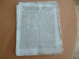 Journal Révolution Le Messager Du Soir Gazette Générale De L'Europe 18/05/1797 5/05/1797 N°228 USA Hongrie Suisse France - Journaux - Quotidiens